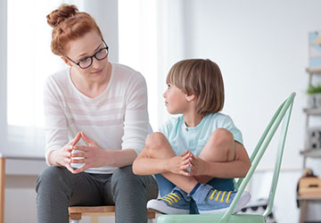 Child Psychology Counseling