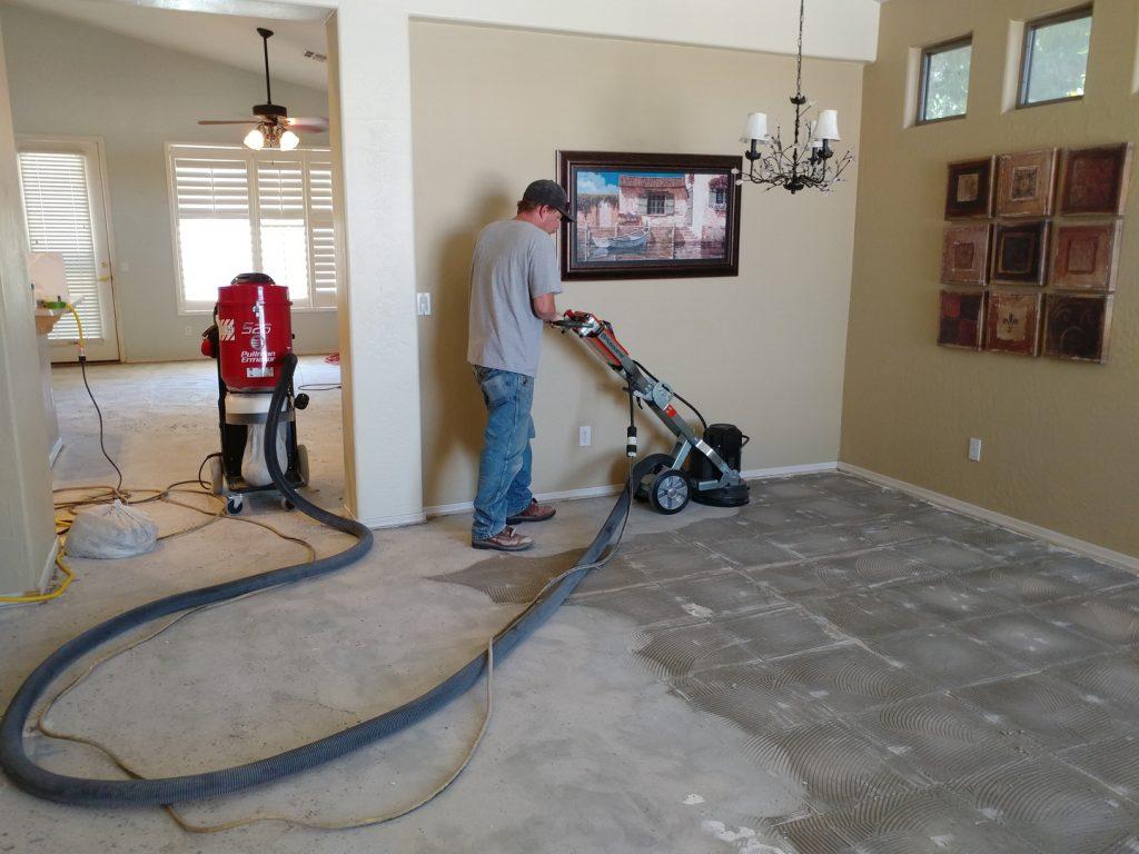 Tile Removal Service